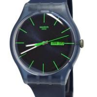 Jam Tangan Swatch SUON700 BLUE REBEL | Original | Garansi Resmi