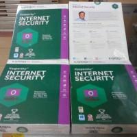 Kaspersky Internet Security 1 User 2016 (Kis 1 User)