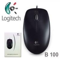 Jual Logitech Mouse B100 Original Garansi Resmi Murah