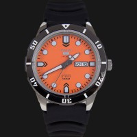 Seiko 5 Sports SRP675K1 Automatic 24 Jewels 100M Rubber Strap