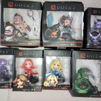 [Figure Set] Figure DOTA 2 (Kunkka,Lina,Void,Pudge,Crystal Maiden, QOP
