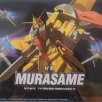 [HG Gundam] Gundam Murasame Andrew Walfed custom