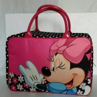 Jual Travel Bag / Tas Jalan minnie mouse TB02MM Murah