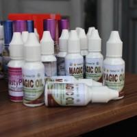 Obat herbal mengatasi impotensii keras dan tahan lama - magic oil
