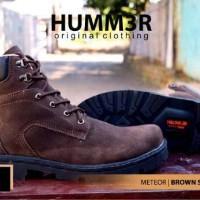 Hummer meteor brown sued