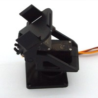 Pan Tilt Servo Bracket - Camera Platform Mount for Servo SG90 MG90