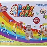 Mainan Bayi Anak BABY HEALTH RACK