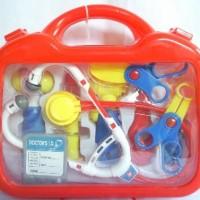 Mainan Bayi Anak Doctor Set Koper merah