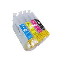 Mini CISS/Reffiliable Epson T11/T13/TX111/TX121 (73N) - Tanpa Selang