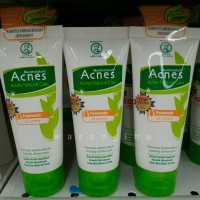 Pembersih Kulit Wajah Acnes Face Wash Oil Control / Sabun Kulit Jerawat