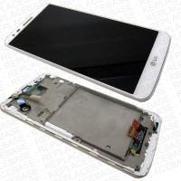 Lcd + Touchscreen + Frame Lg G2 Mini Original