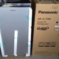 Kulkas Panasonic 1 Pintu Alowa + NR-A179N