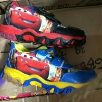 harga sepatu lampu cars Tokopedia.com