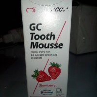 Jual Odol GC Tooth Mousse Strawberry Murah