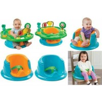 SUMMER INFANT 3 STAGE SUPER SEAT FOREST