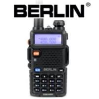 harga Radio HT Berlin FM V6R Dual Band+ Headset Tokopedia.com