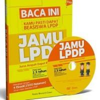 JAMU LPDP (Jurus Ampuh Sukses Lolos Beasiswa LPDP)