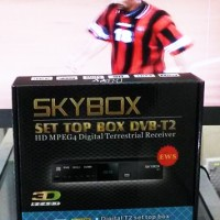 Set Top Box DVB T2 Terbaik, SKYBOX DVB T2 TV Digital