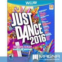 Wii U Game - Just Dance 2016