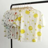 harga Kaos Tees  Atasan Kemeja Korea Import Zara H&m Uniqlo Style Fashion Tokopedia.com