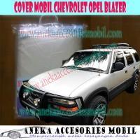 Body Cover/Sarung Mobil/Selimut/Kondom Mobil Chevrolet Opel Blazer