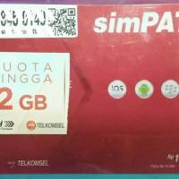 Paket GPS internet simpati 2gb 1bulan