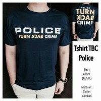 Kaos Police turn back crime
