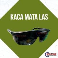 Kacamata Las Safety Hitam Wipro