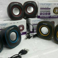 Speaker Multimedia USB G-101