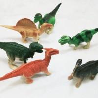 Jual Mainan anak animal karet dinosaurus Murah