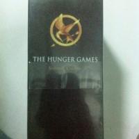 Jual The Hunger Games Book Set Murah
