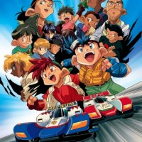 Film ANIME Lets And Go / Beyblade V-Force 2002