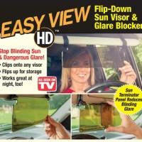 Hd Sun Visor Car Sunvisor Pelindung Kaca Mobil Anti Uv Silau Matahari