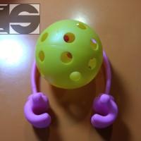 harga Floorball Ball Bola Unihockey Unihoki Yellow - MURAH Tokopedia.com