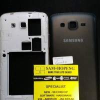 Grand 2 G7102 Samsung Casing Bezel Tulang Tutup Belakang Backdoor
