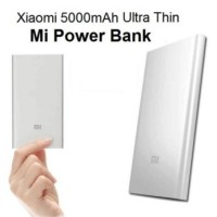 harga Xiaomi Mi Power Bank 5000 Mah ( Ultra Thin ) Tokopedia.com