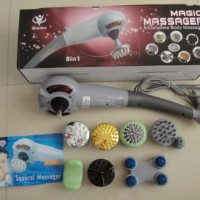 Magic Hand Massager 8 In 1 Ihandy Classik Alat Pijat Badan Multifungsi