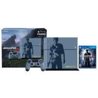 Sony Playstation 4 Ps4 500gb Uncharted 4: A Thief's End Limited Ed