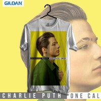 Charlie Puth - One Call Away Kaos Music Original Gildan