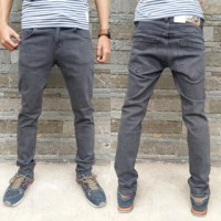 harga Celana Jeans Skiny Abu Monyet / Abu tua / Celana cowo / Slimfit Tokopedia.com
