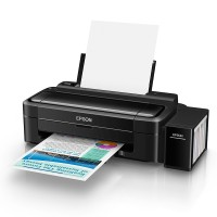 Printer Epson L300 - DownGrade L310 New - Tanpa Tinta / No Initial Ink