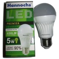 Hannochs Lampu LED Premier 5 watt
