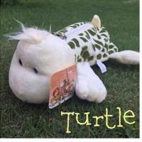 Kotak Pensil Boneka Nici Turtle