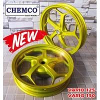harga Velg Chemco Palang Y PNP Honda Vario 125 / 150 gold Tokopedia.com