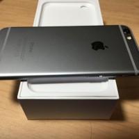 iphone 6/16 GB grey