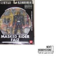 [Figure Tokusatsu] SIC 28 Kamen rider faiz & Wolf Orphnoch ori