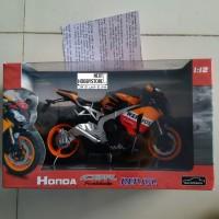 [Diecast] Honda CBR Fire Blade CBR 1/12 Repsol Automaxx Joycity