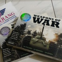 DVD WWII Weapons Of War [ 10 Disc ] - Original
