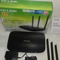 WIRELESS ROUTER N TP LINK TL-WR941ND 450 mbps