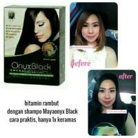 Shampo Maya Onyx Black